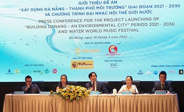 """Đà Nẵng chi hơn 15 nghìn tỷ đồng cho đề án """"xây dựng Đà Nẵng - thành phố môi trường"""" giai đoạn 2021- 2030"""