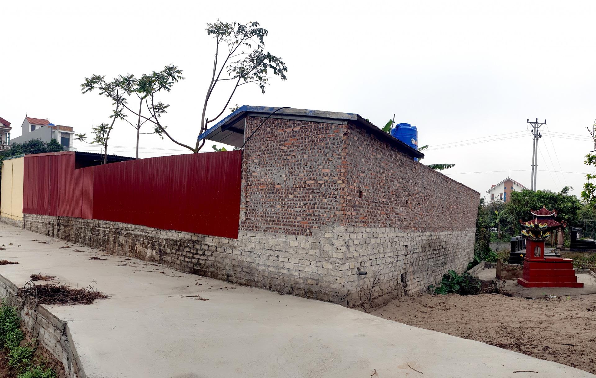 Yên Mỹ - Hưng Yên Cần rà soát lại các công trình xây dựng tại thôn Lãng Cầu