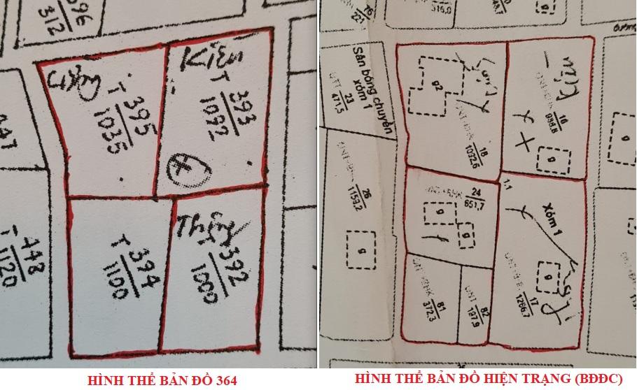 Cần rà soát lại di biến đất đai tại xã Diễn Hải