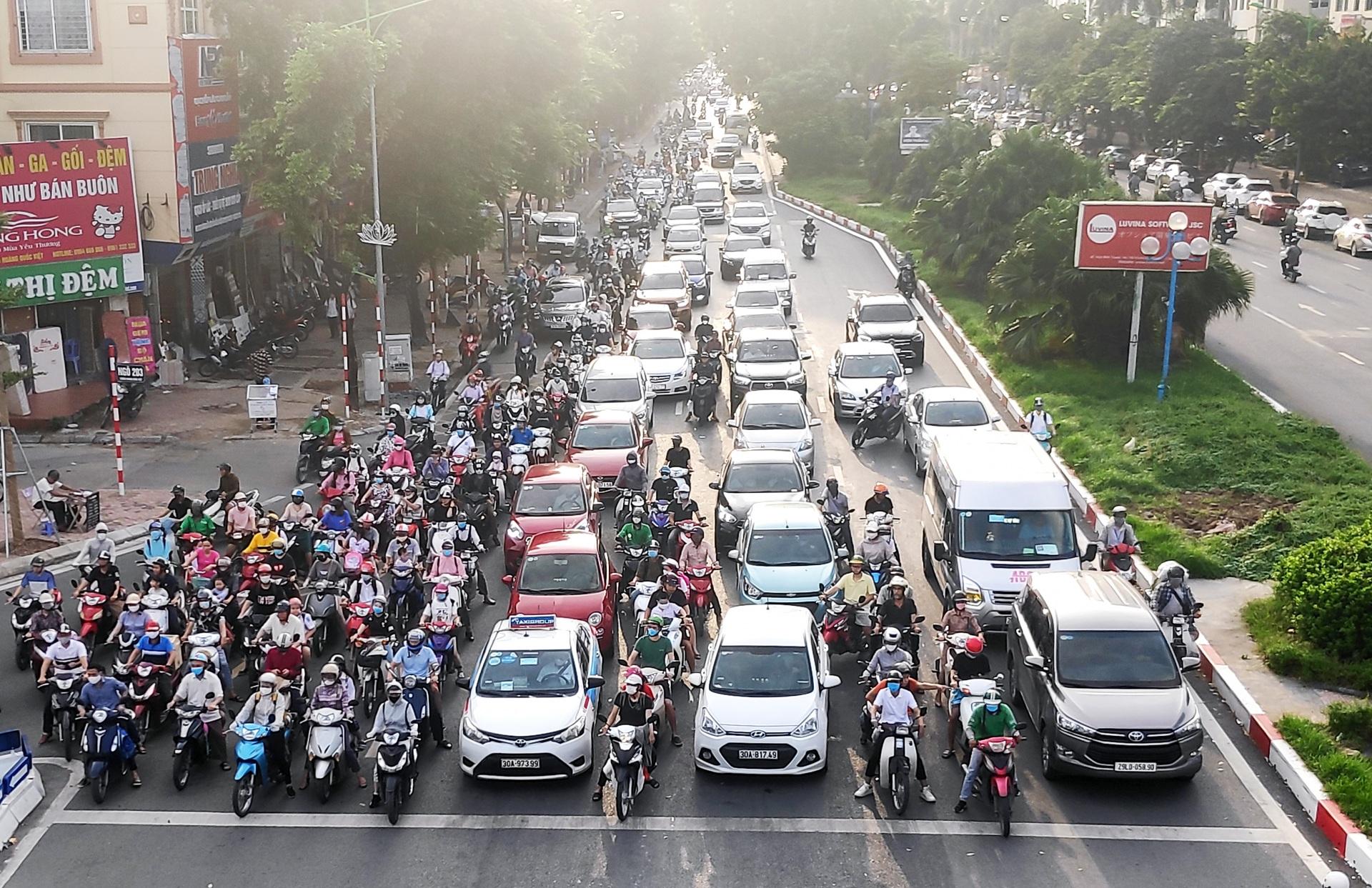 Dự thảo Luật Bảo đảm trật tự, an toàn giao thông đường bộ giúp người dân an tâm mỗi khi ra đường