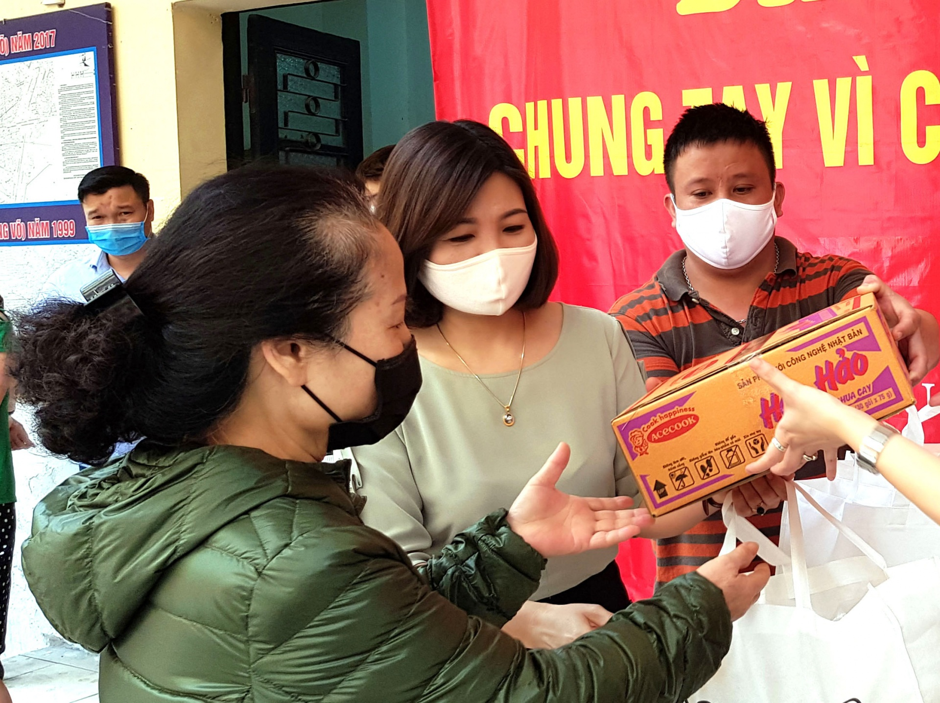 Giảng Võ - Ba Đình (Hà Nội): Đảm bảo an sinh xã hội sẽ tạo nền tảng phát triển kinh tế