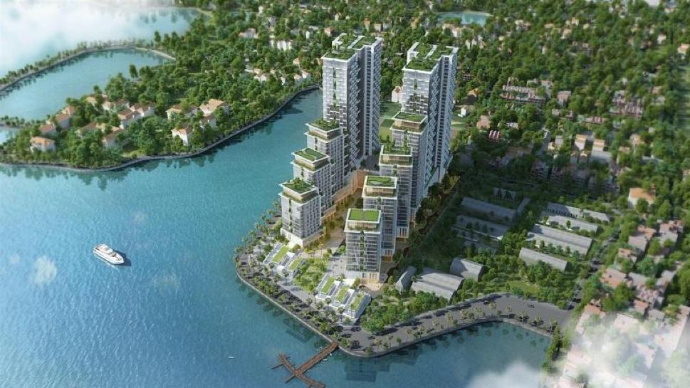Tây Hồ - Hà Nội: Bất cập trong thực hiện quy hoạch tại Dự án Sun Grand City Quảng An