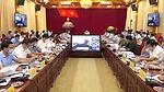 Hội nghị trực tuyến đánh giá tiến độ triển khai công tác lập Quy hoạch tỉnh Yên Bái thời kỳ 2021 - 2030, tầm nhìn đến năm 2050