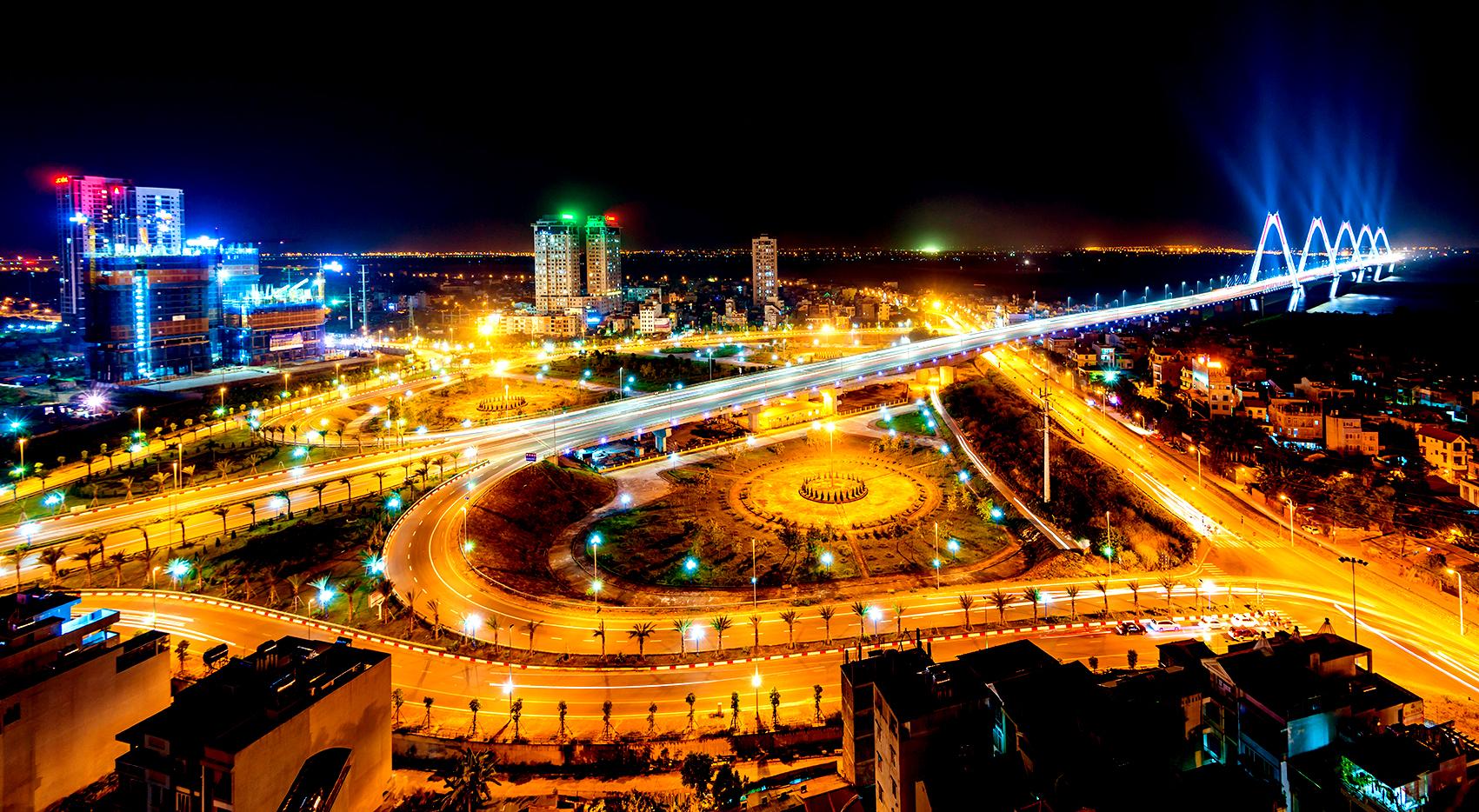 Hướng trục sông Hồng để phát triển Thủ đô Hà Nội