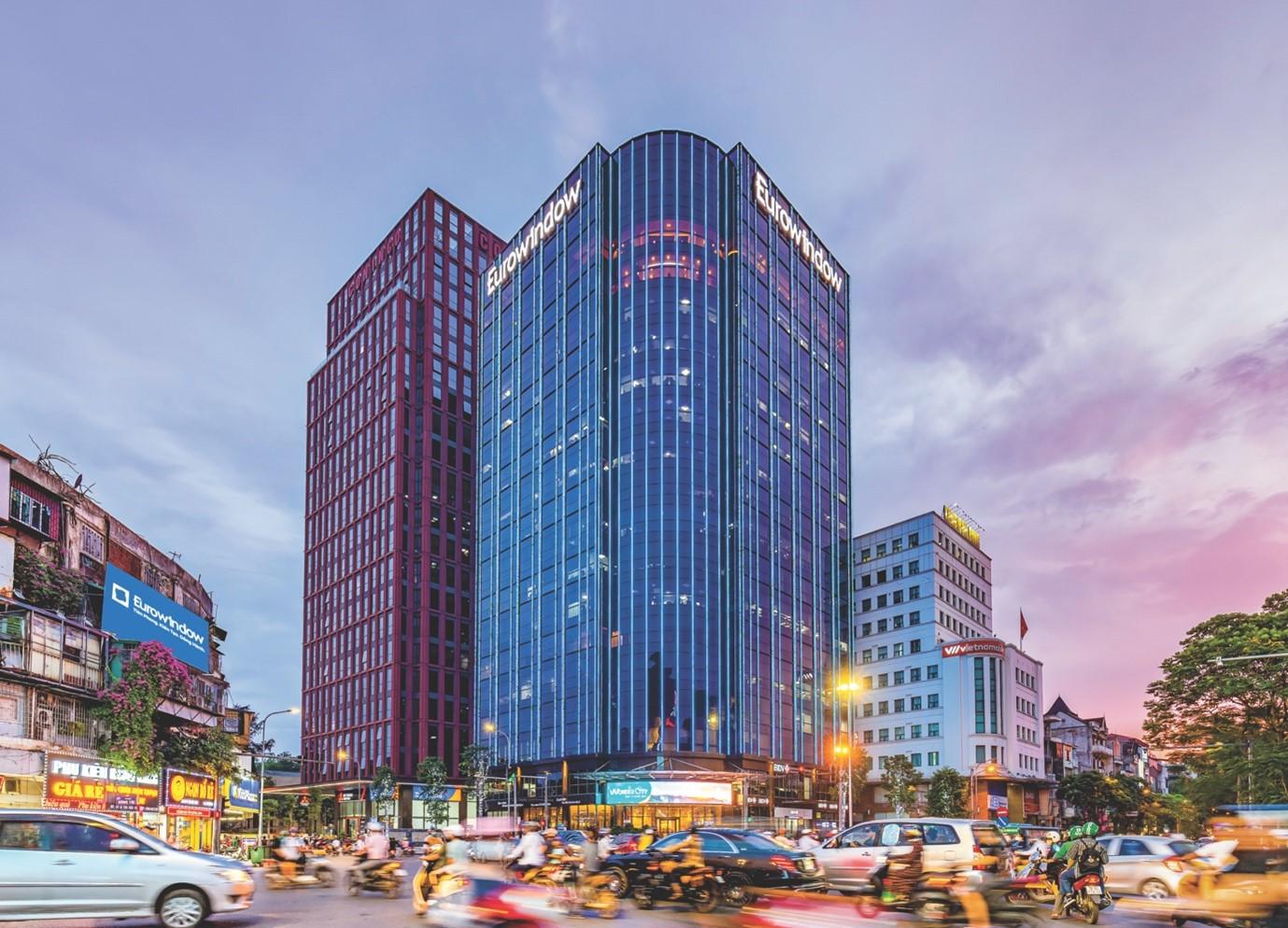 """Uy tín và tiềm lực của Eurowindow Holding trên """"bản đồ"""" bất động sản Việt Nam"""