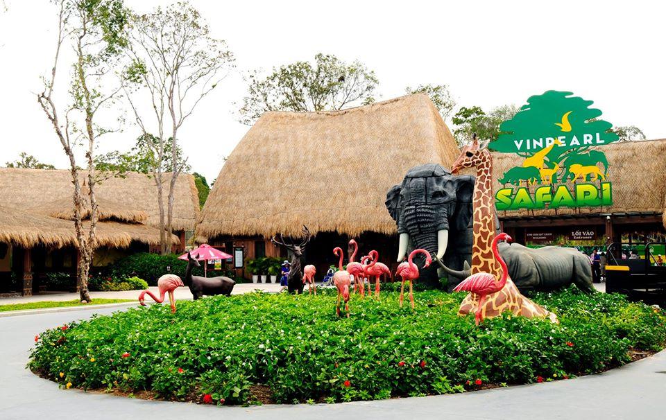 Vinpearl Safari - Công viên động vật hoang dã gắn kết môi trường sống với thiên nhiên