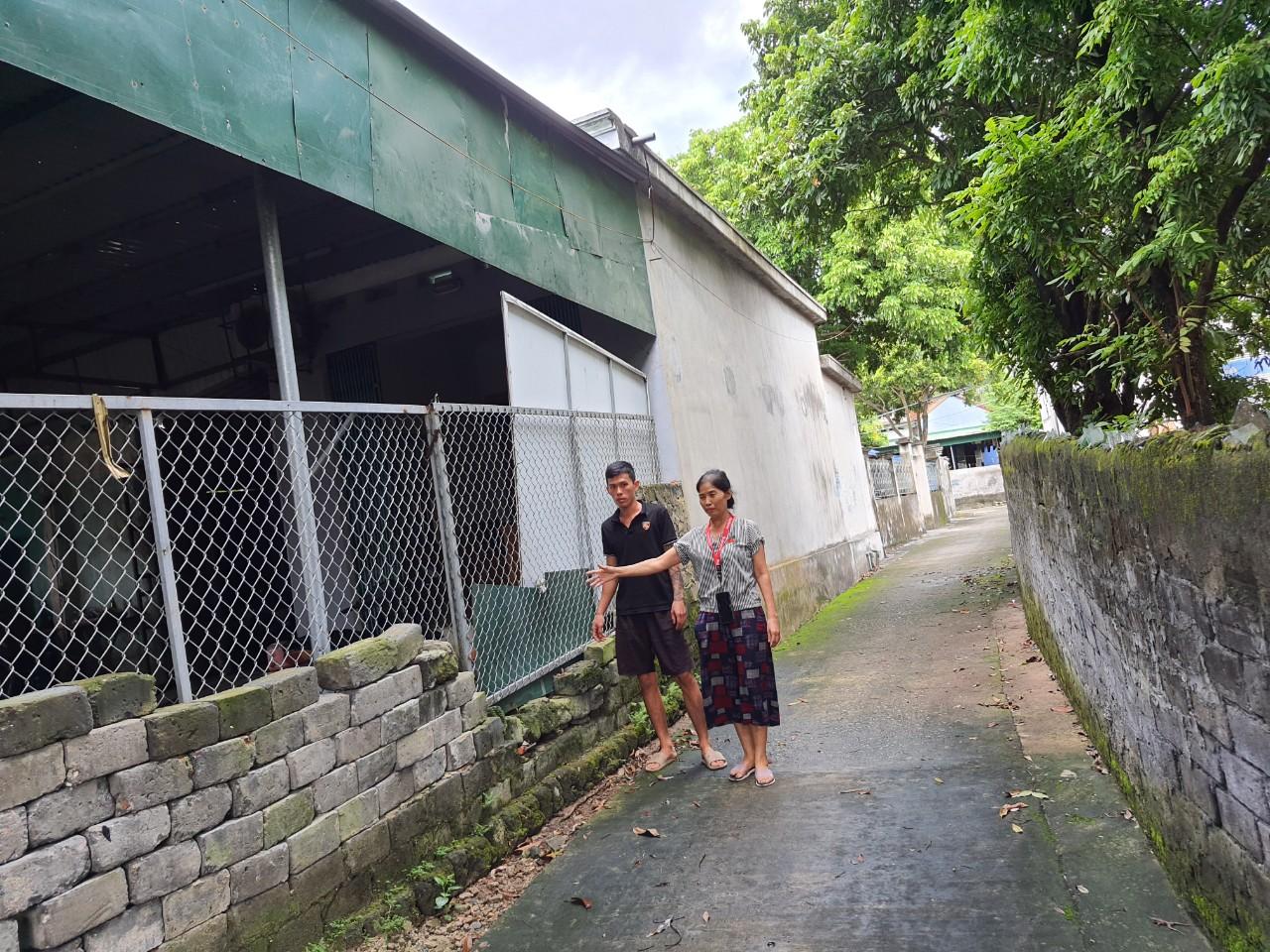 Cần làm rõ vụ việc tranh chấp đất đai tại phường Quang Trung