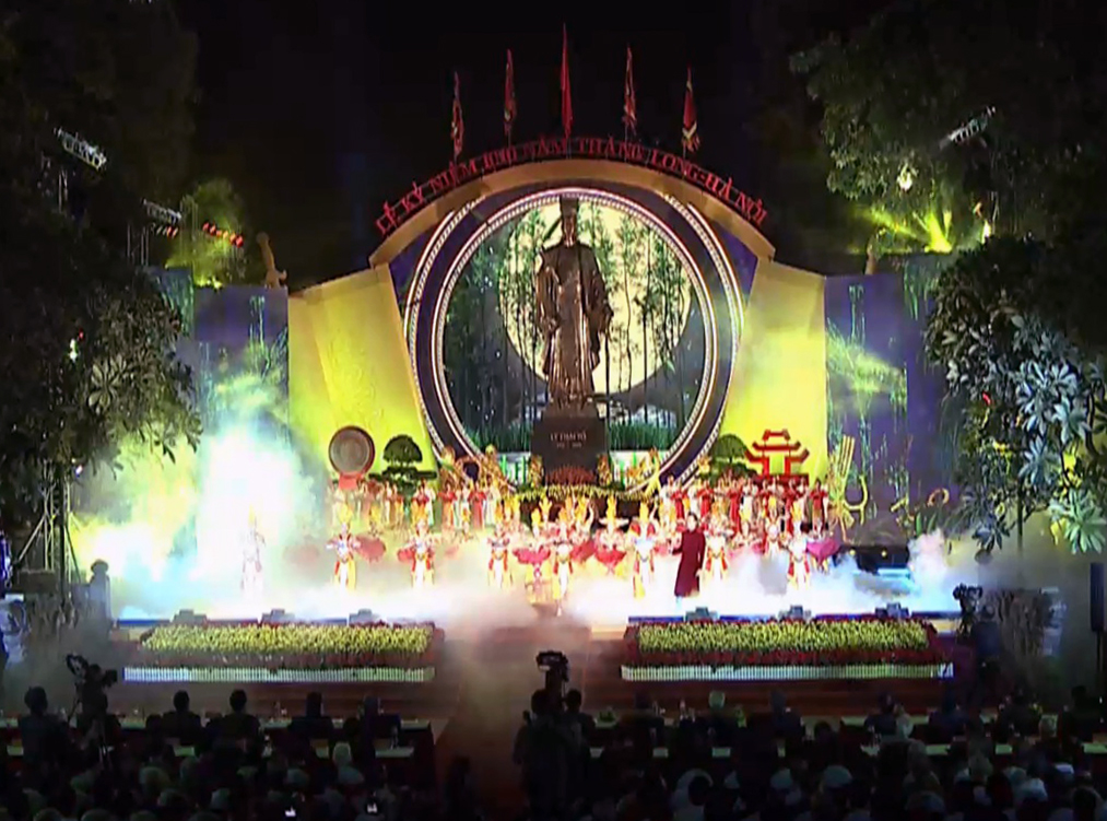 1010 năm Thăng Long - Hà Nội Dấu ấn của lịch sử