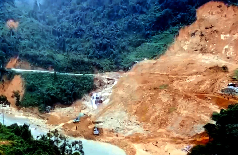 Chủ động nhằm hạn chế tối đa thiệt hại do mưa lũ gây ra