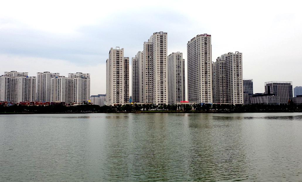 Áp lực từ việc gia tăng dân cư trên địa bàn Thủ đô
