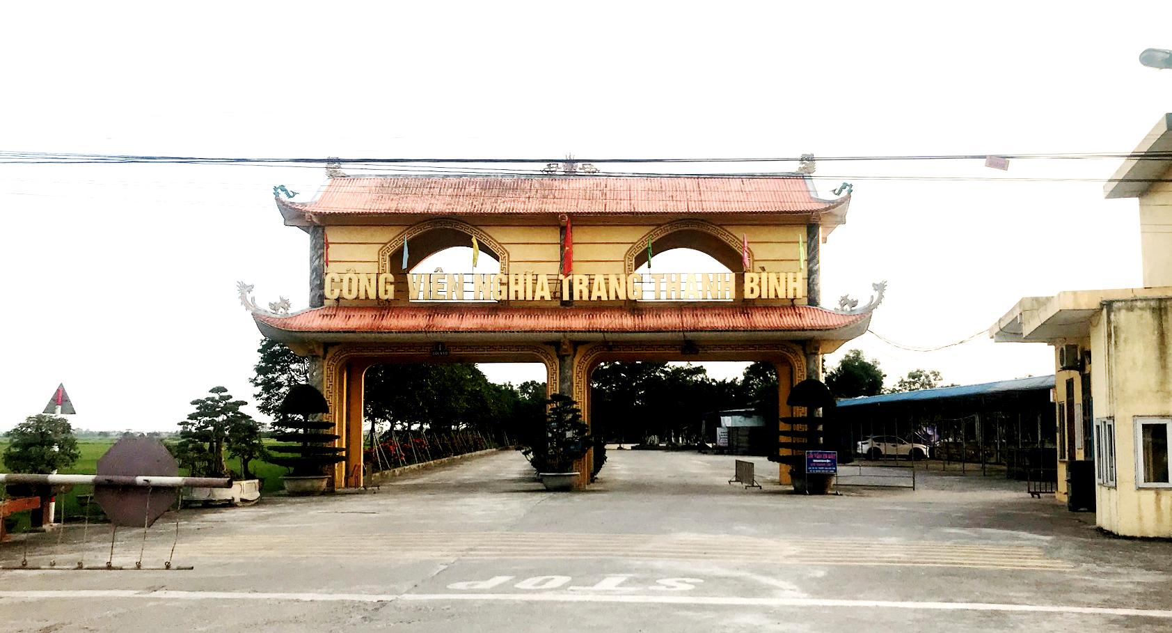 Vì sao đến nay Thái Bình vẫn chưa có cơ sở hỏa táng?