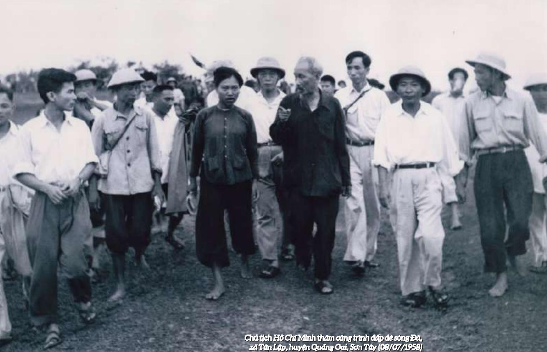 Truyền thống phòng, chống thiên tai Việt Nam góp phần bảo vệ cuộc sống của nhân dân và sự phát triển bền vững của đất nước