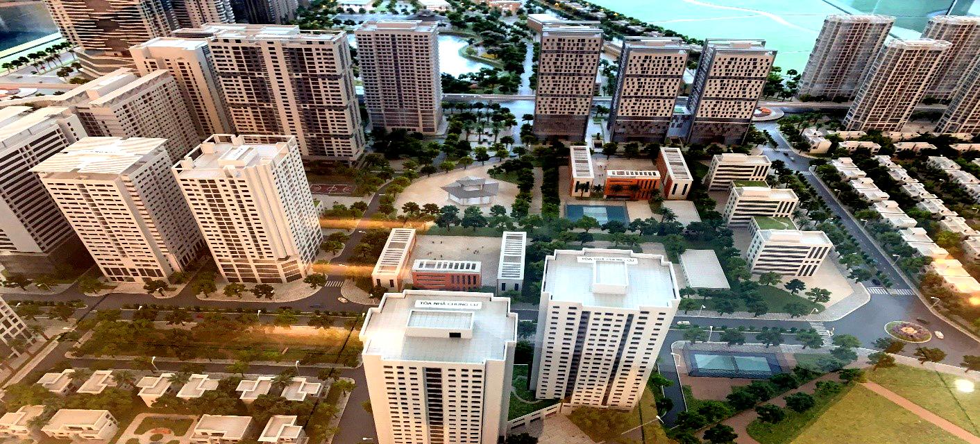 Dự án Khu Đoàn ngoại giao: Khu đô thị kiểu mẫu còn lại gì sau những lần điều chỉnh quy hoạch? (Kỳ 7)