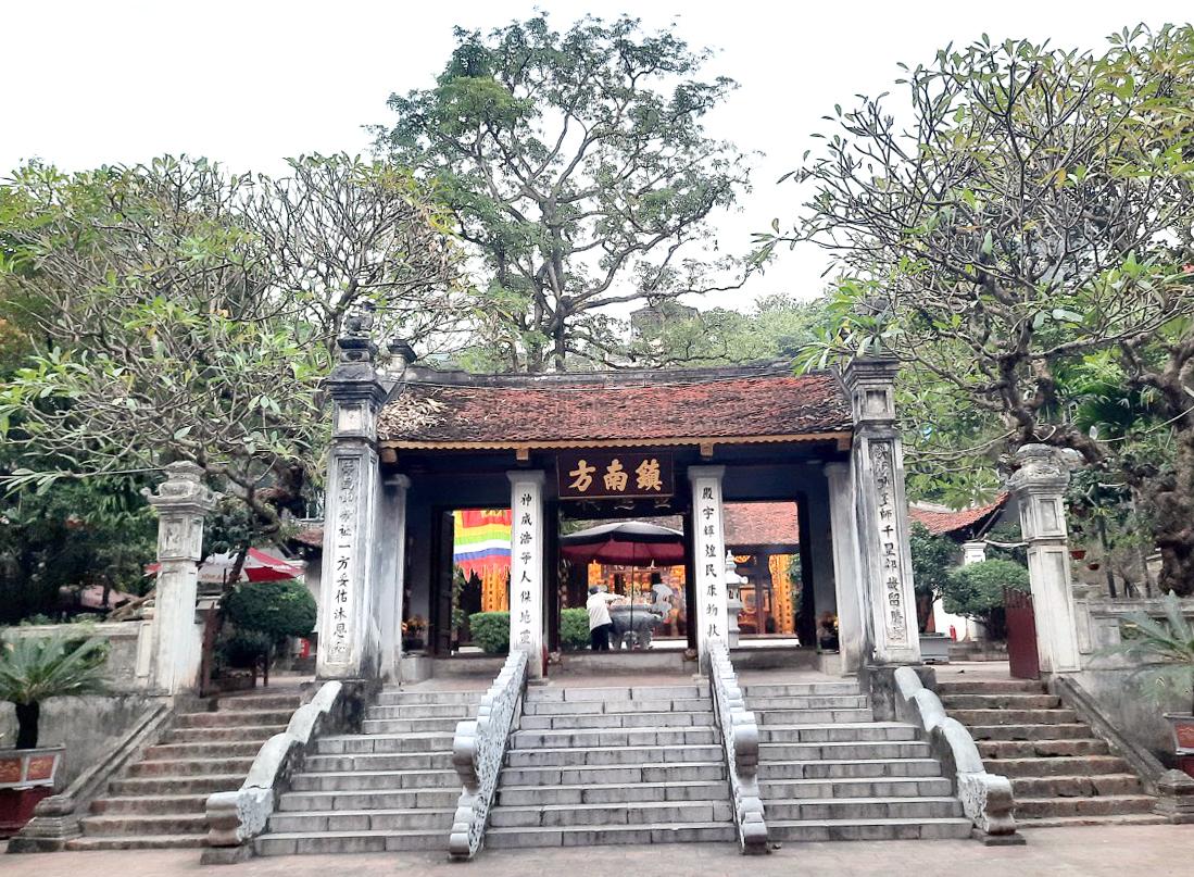 Đền Kim Liên - Tứ trấn phía Nam Hà Nội