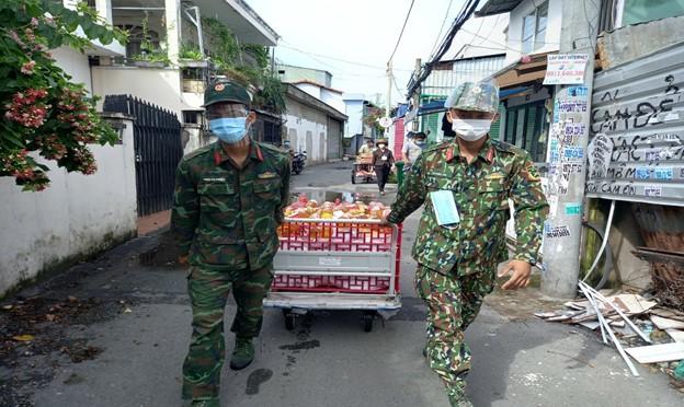 Sài Gòn cảm xúc và trăn trở từ đại dịch COVID-19 lần thứ tư