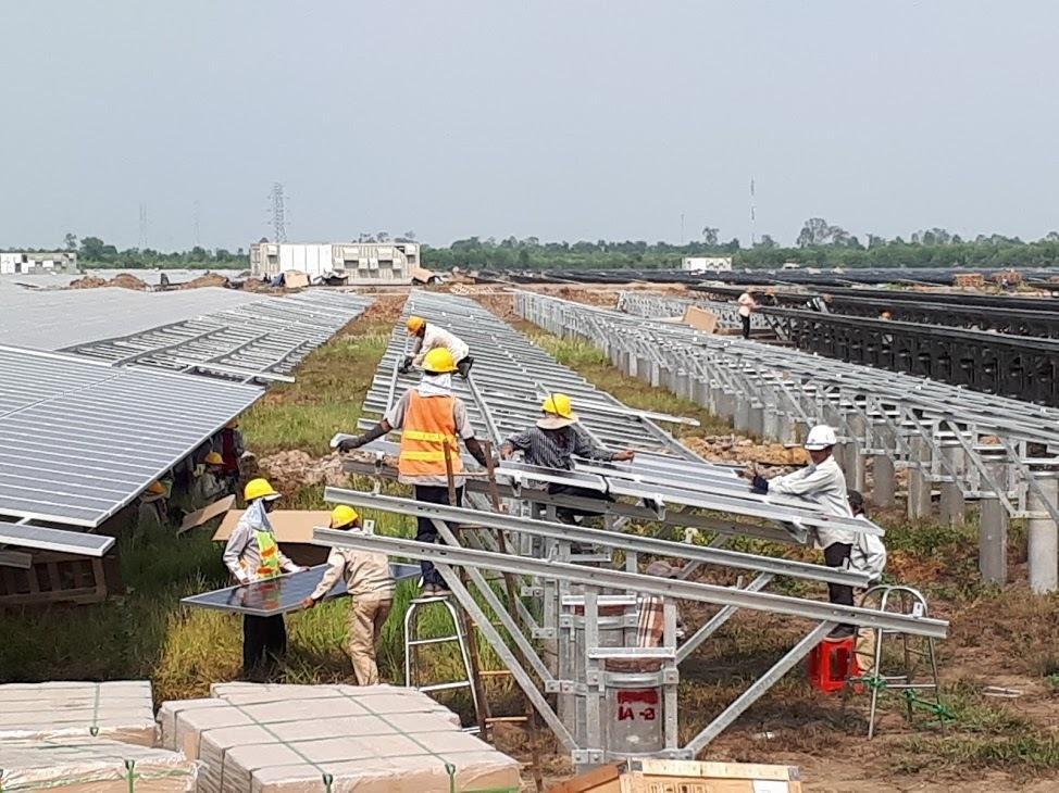 Tiềm năng phát triển ngành công nghiệp tái chế rác thải từ pin năng lượng mặt trời