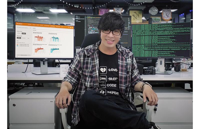 Kỹ sư trẻ sáng tác âm nhạc bằng công nghệ AI