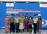 Dự án an ninh năng lượng đô thị Việt Nam