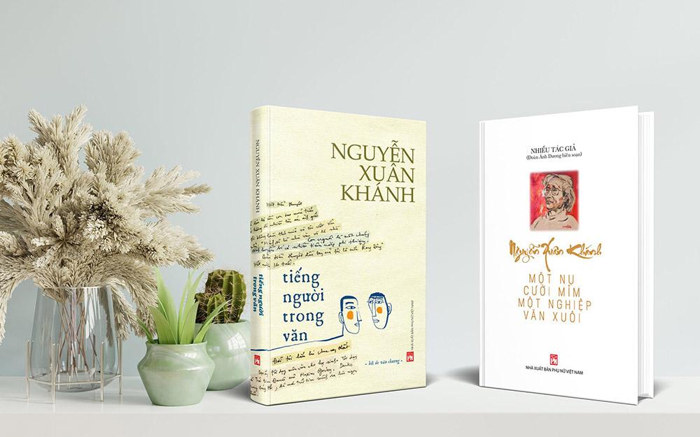 Ra mắt hai cuốn sách kỷ niệm 100 ngày mất của nhà văn Nguyễn Xuân Khánh