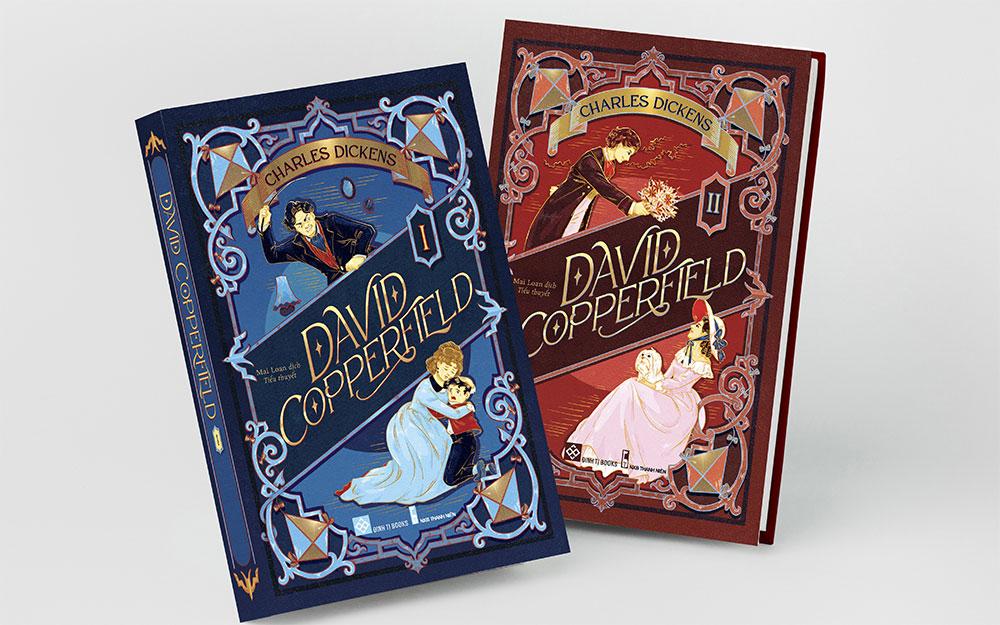 """Tái bản kiệt tác """"David Copperfield"""" của Charles Dickens"""