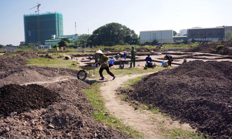 Thống nhất phương án bảo tồn di chỉ khảo cổ Vườn Chuối